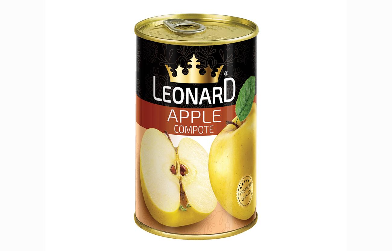 کمپوت سیب