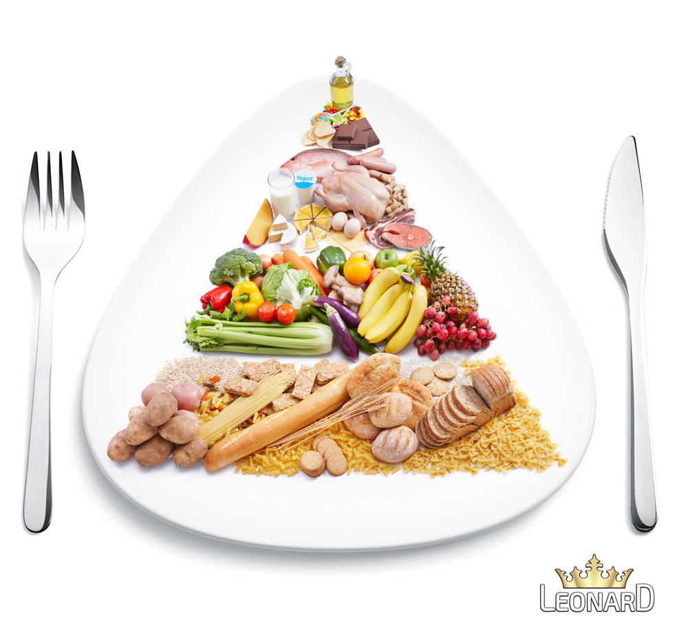 چند فرمان غذايى براى تغذيه سالم