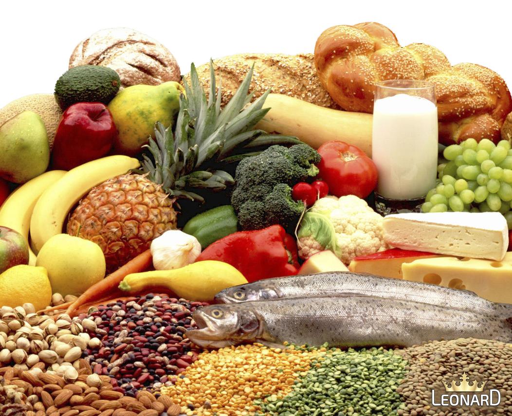 ده تا از مغذی ترین مواد غذایی در جهان