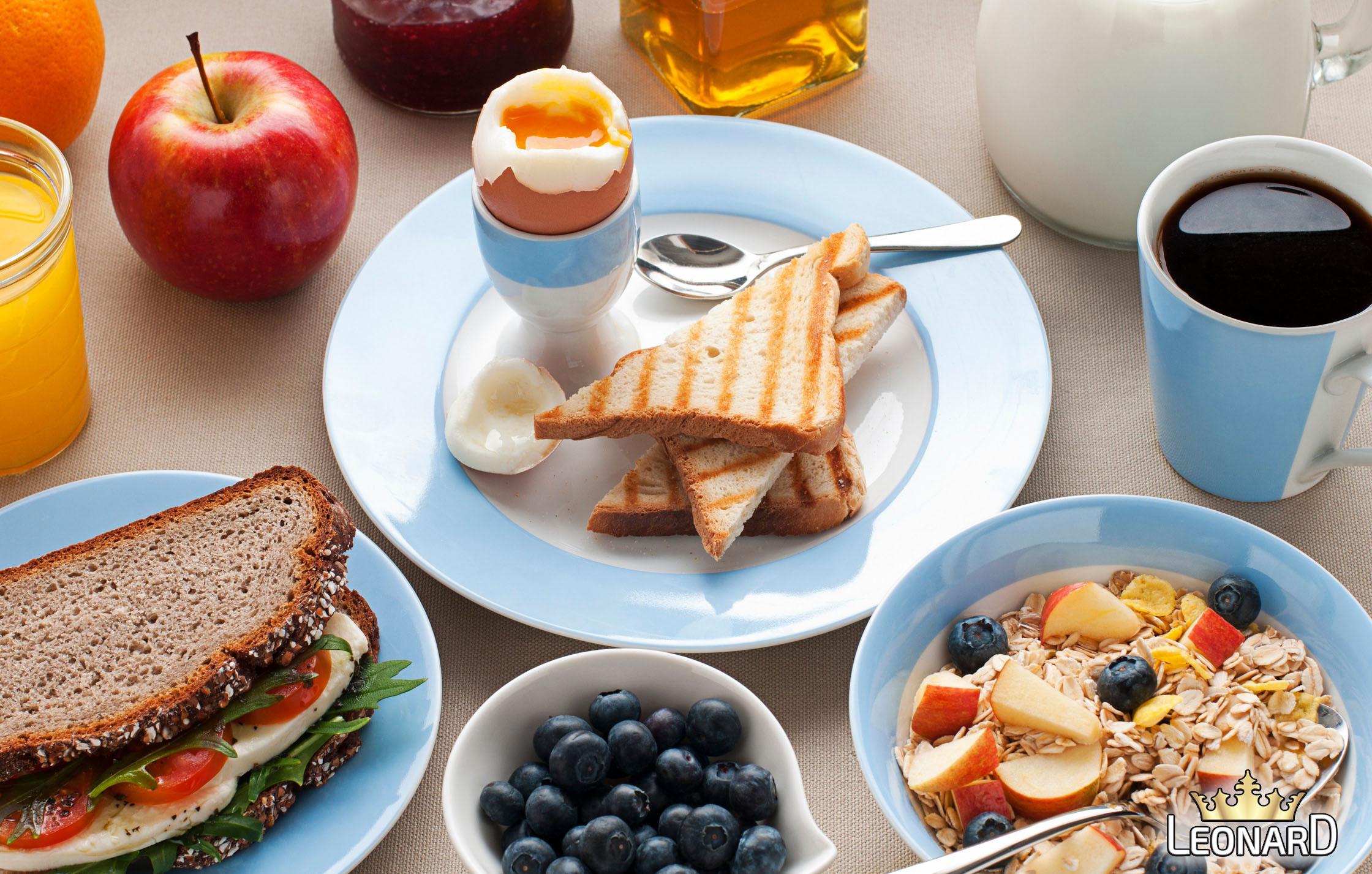 صبحانه مهمترین وعده غذایی است