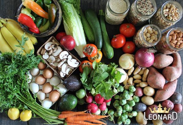 غذاهای سالم و مفید برای رژیم غذایی