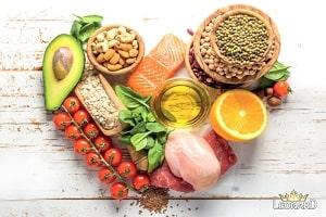 مواد غذایی سالم برای افزایش انرژی