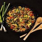 خوراک سبزیجات والنسیایی