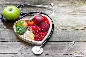 مواد غذایی مفید برای حفظ سلامت قلب