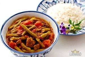 لوبیا سبز و کنسرو لوبیا:غذاهای جدید رژیمی با طعم های متفاوت