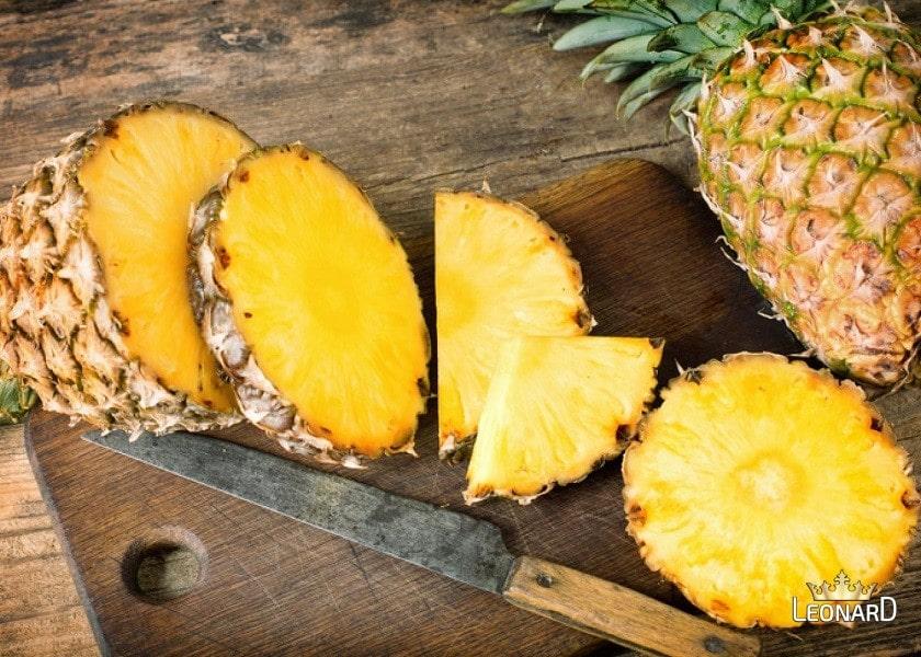 خواص بروملین آناناس