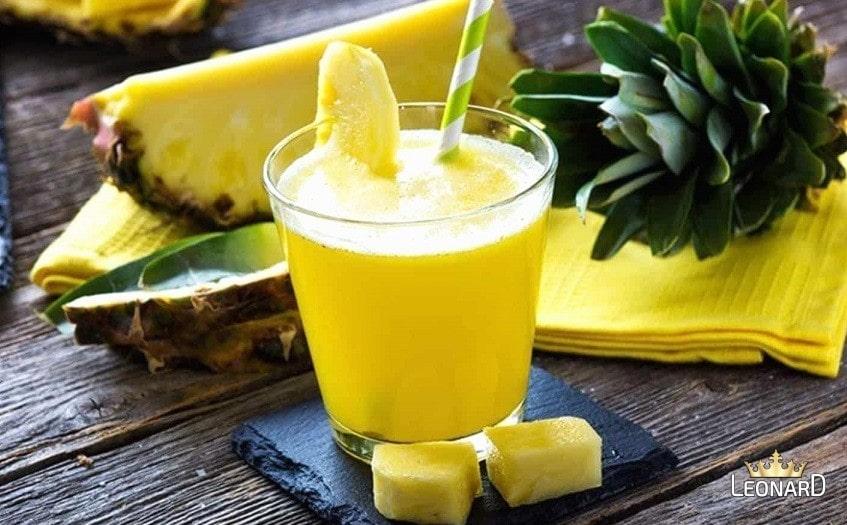 عوارض آناناس