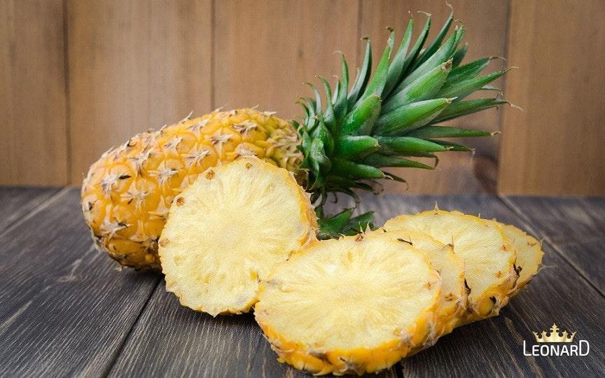 مضرات آناناس
