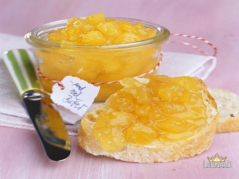 خواص مربای کمپوت آناناس