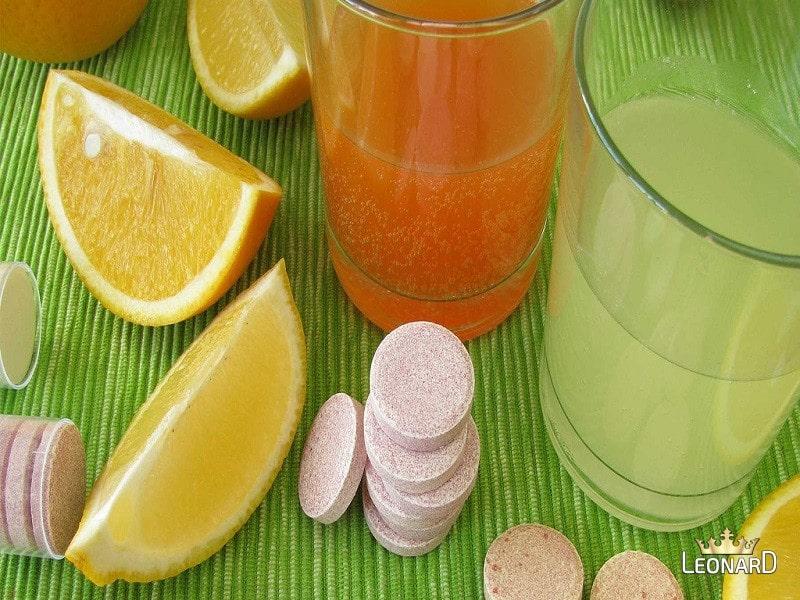 مضرات و فواید نوشیدنی ویتامین C