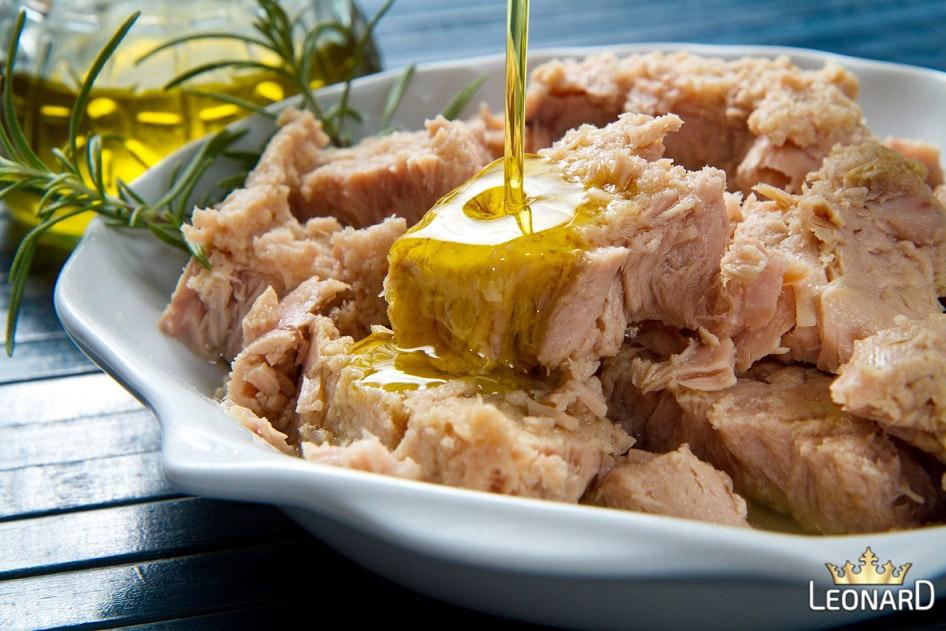 دستور غذا با تن ماهی