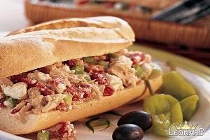 ساندویچ تن یونانی