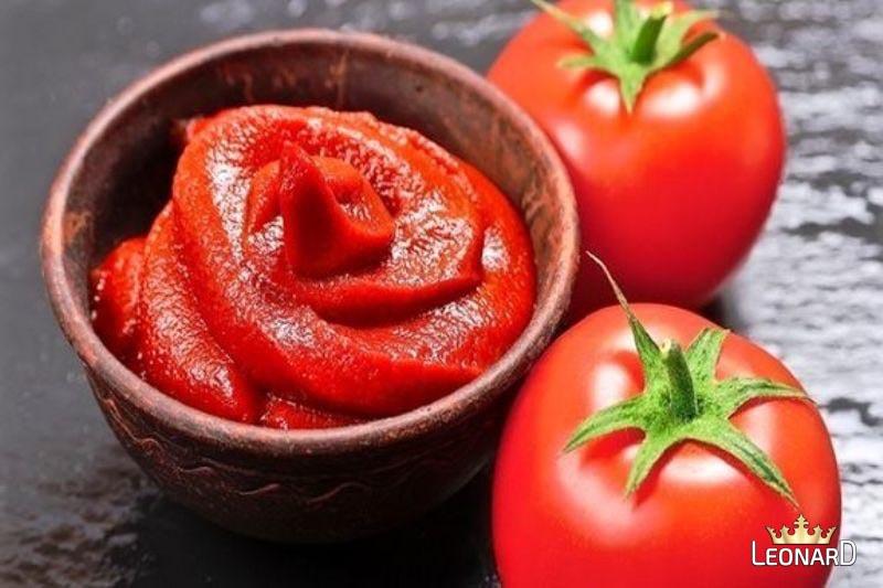 خصوصیات رب گوجه فرنگی مرغوب