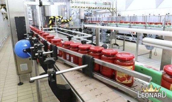تولید نهایی رب گوجه مرغوب