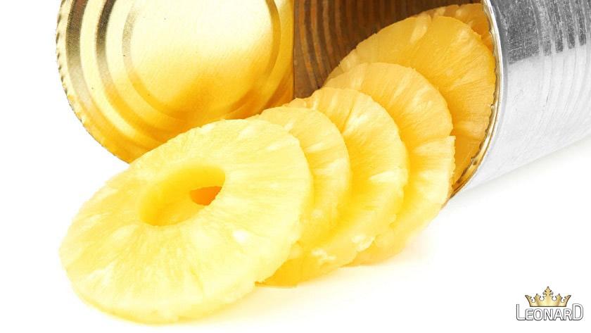 خواص کمپوت آناناس در درمان سرماخوردگی