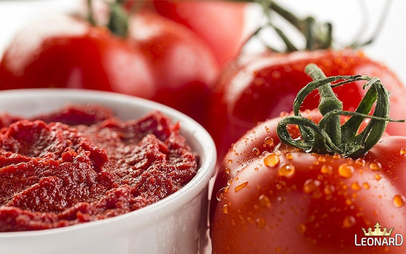 طرز تهیه رب گوجه با مخلوطکن