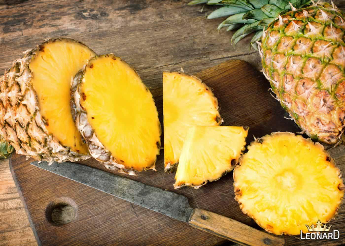 طبع آناناس