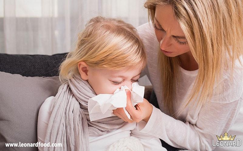 بهترین غذای سرماخوردگی برای کودکان