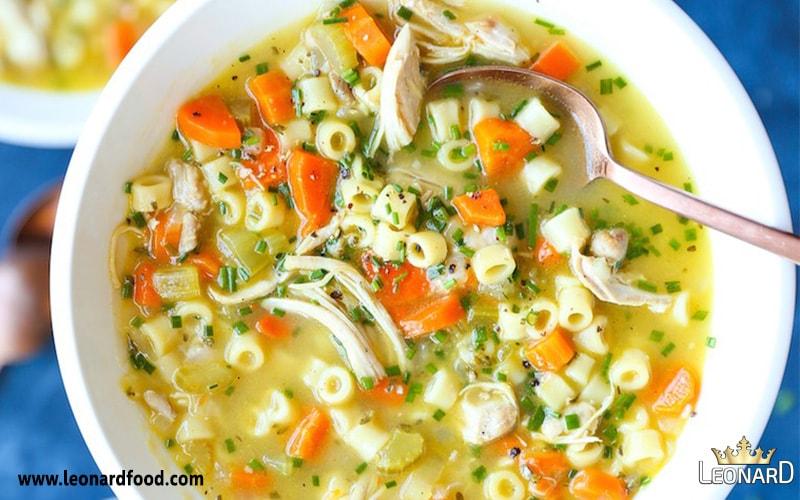 بهترین غذای سرماخوردگی را بپزید