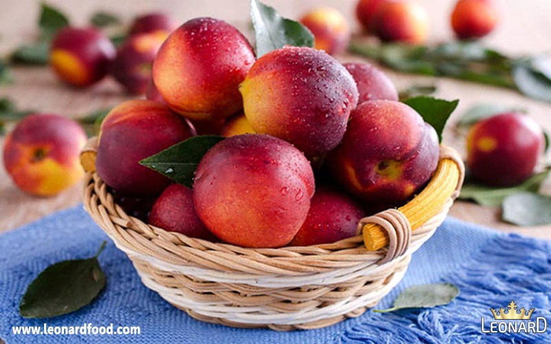 میوه شلیل