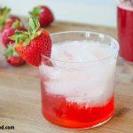 انواع نوشیدنی توت فرنگی