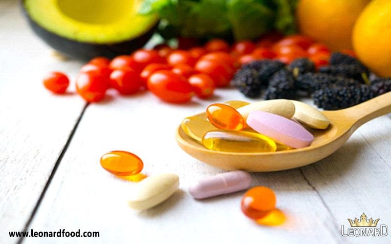 زمان مصرف قرص مولتی ویتامین
