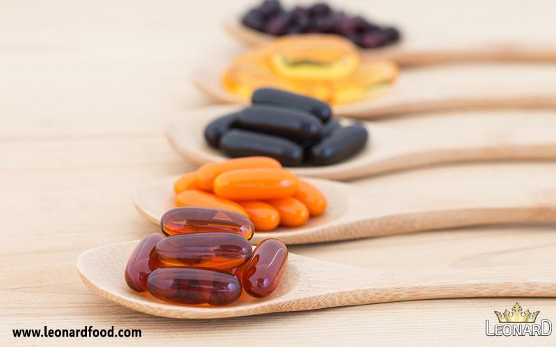مولتی ویتامین خارجی