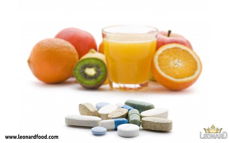 ویتامین های مولتی ویتامین