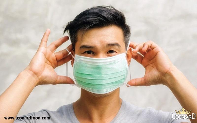 استفاده از ماسکهای تنفّسی یک روش برای جلوگیری از مواجهه با ویروس کرونا
