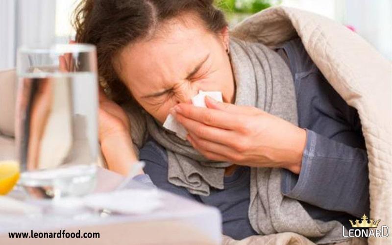 برای درمان آنفولانزا چه بخوریم