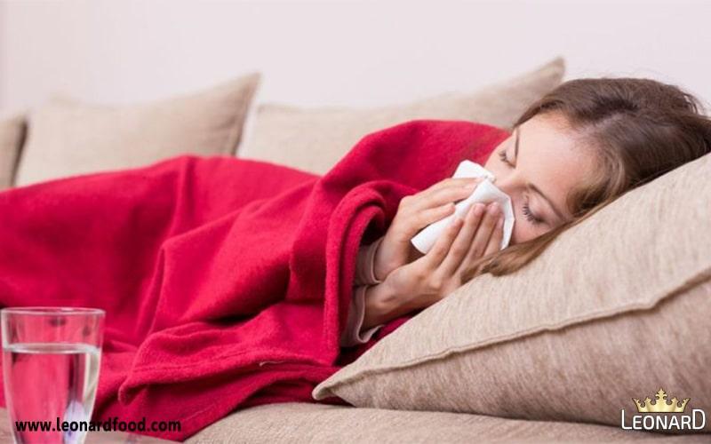 علائم آزار دهنده ویروس آنفولانزا